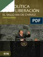 Geopolitica de La Liberacion