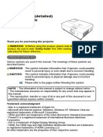 CP-X467 Users Manual