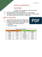 Chapter 3 Biodiversity Doc