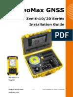 Zenith10 20 ELearning Installation En