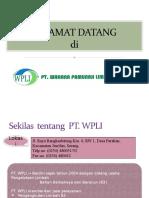 A Presentation WPLI