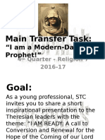 Main Transfer Task 1617