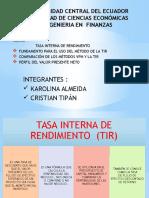 Expo Grupo#4 Tir & VPN