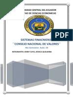 Consejo Nacional de Valores