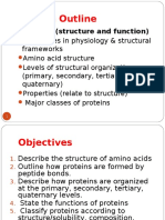 Grade 12- Proteins