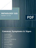 Pathology Gis