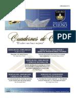 Cuadernos de Cijuso - Especial Derecho Del Consumidor
