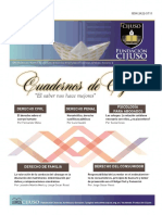 Cuadernos Fundación Cijuso