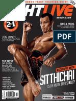 Fight Live Magazine - October - November 2016