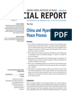USIP.sr401 China and Myanmar Peace Process 1