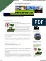 Soberania Ecologica_ La Verdad Sobre Greenpeace