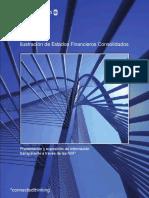 Ilustracion de Estados Financieros Consolidados