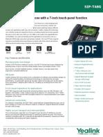 Yealink SIP-T48G Datasheet.pdf