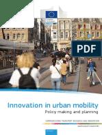 Innovation Urban Mobility en 0