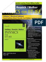 251789050 Resnick Halliday s Physics for Iit Jee Vol 1
