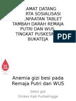 Materi Anemia