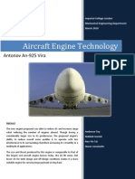 Aircraft Engine Technology - Antonov An-225 Mriya