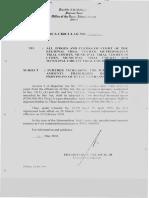 Jurisdiction OCA Circular 65-2004