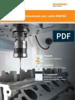 Folleto Sonda de Transmisión Por Radio RMP60