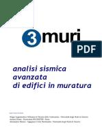3muri - Analisi Sismica Avanzata Di Edifici in Muratura