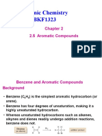 Chapter 2.5 Aromatic Compound