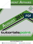 08-Current Affairs August 2016