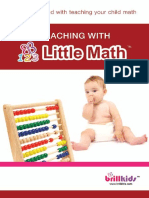 Teaching With Little Math