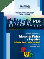 UF13 Educacion Fisica y Deportes 2016