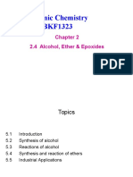 Chapter 2.4  Alcohol, Ether & Epoxides.ppt