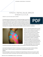 Kinesio Taping a.k.A