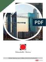 DSI Mandelli Setra Articles Speciaux Pour Le Beton Arme Et La Construction