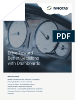 INN WP Drive Toward Better Decisions With Dashboards