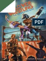 World Wide Wrestling RPG