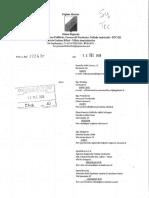 Regione 2015 Chiusura Procedimento DISCARICA FURCI