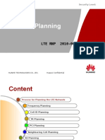 LTE Cell Planning