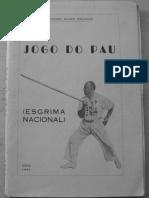 Artes Marciais - Jogo do Pau - Antonio Nunes Caçador