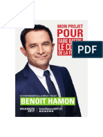 Programme Benoit Hamon