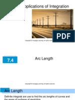 LarCalc9 Ch07 Sec4(Arc Length)(2)