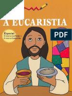 1o 2o 3o Ano Actividades Para Colorir a Eucaristia