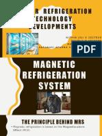 5 Major Refrigeration Techniques