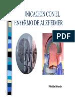 Presentacion TALLER IMAGENES Comunica-Alzheirmer