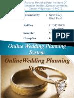 Online Wedding Planning System By Nirav Darji .pdf