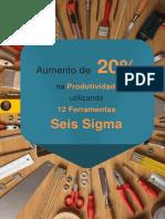 Case Produtividade BASF - 6 Sigma