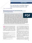 Overjet, overbite, and anterior crowding relapses in extraction and nonextraction patients, and their correlations