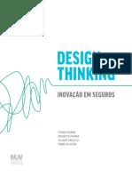 Livro Design Thinking Inovacao Em Servicos MJV