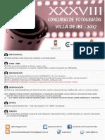 Xxxvii Bases Concurso Fotografia 2017 - Castellano & Valenciano
