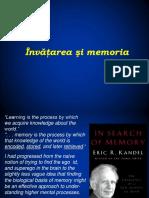 Invatare Si Memorie