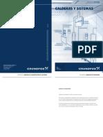 Calderas y Sistemas Boiler Feed Manual Press