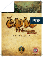 Tiny Epic Kingdom Rulebook