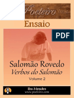 Salomao Rovedo - Verbos - Vol.2 - Iba Mendes